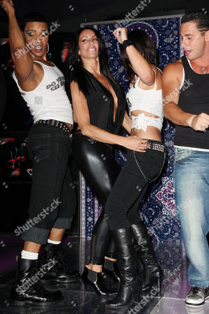Editorial image of Danielle Staub 48th Birthday Party, New York, America - 10 Aug 2010