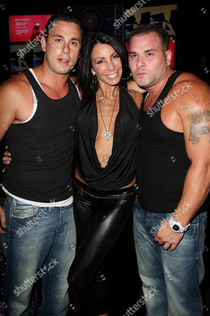 Danielle Staub and Lori Michaels