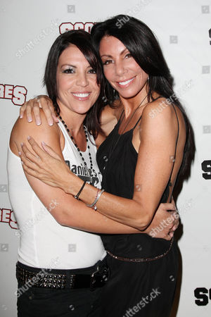 Lori Michaels and Danielle Staub