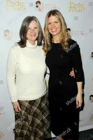 Stock Image of Shannon Cohn (Director, Producer) with Guest