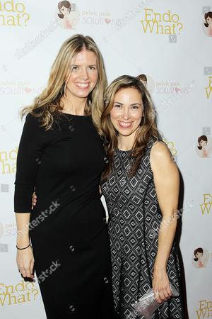 Shannon Cohn (Director, Producer), Babette Gray (Pres. Pelvic Pain Solutions)