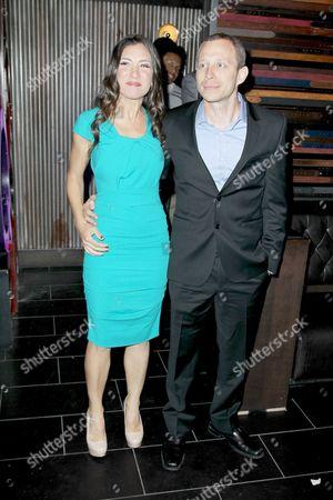 Annika Marks and Micah Hauptman