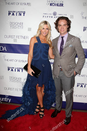 Tinsley Mortimer and Jay Fielden