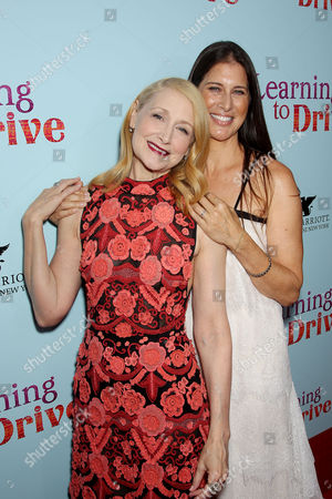Editorial image of 'Learning to Drive' film premiere, New York, America - 17 Aug 2015