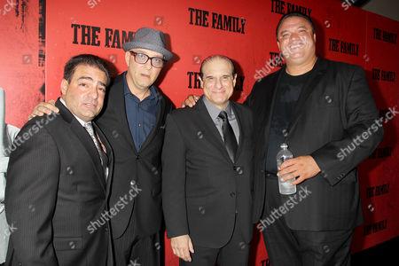 Stock Picture of Paul Borghese, Raymond Franza, Jon Freda, Antony Desio