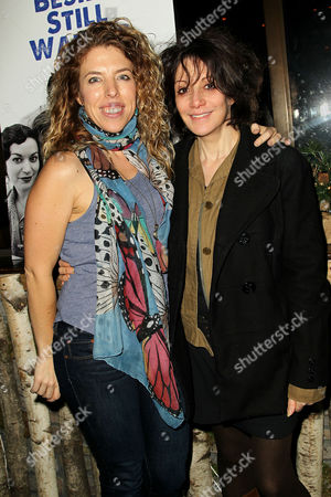 Stock Image of Kristin Hanggi and Amy Heckerling