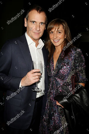Nigel Curtis and Monica Mitro