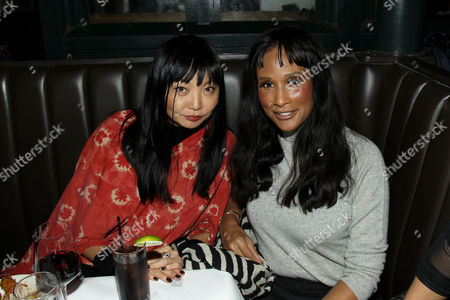 Irina Pantaeva, Beverly Johnson