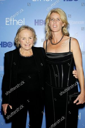 Ethel Shakel Kennedy and Rory Kennedy (Director,Producer)