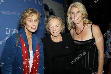Lauren Hutton, Ethel Shakel Kennedy and Rory Kennedy (Director,Producer)