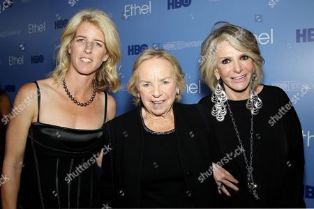 Rory Kennedy (Director,Producer), Ethel Shakel Kennedy and Sheila Nevins
