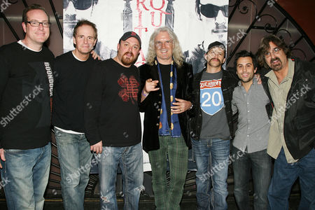 Chris Brinler, Bob Marley, Troy Duffy, Billy Connolly, Clifton Collins Jr., Daniel De Santo and David Della Rocco