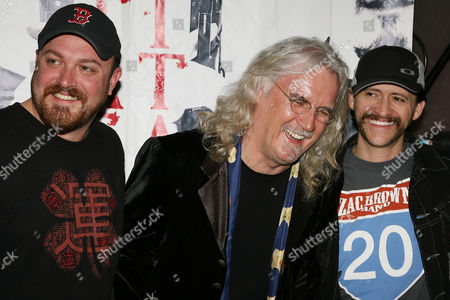 Troy Duffy, Billy Connolly and Clifton Collins Jr.