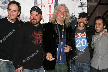 Bob Marley, Troy Duffy, Billy Connolly, Clifton Collins Jr. and Daniel De Santo
