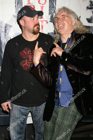 Troy Duffy and Billy Connolly