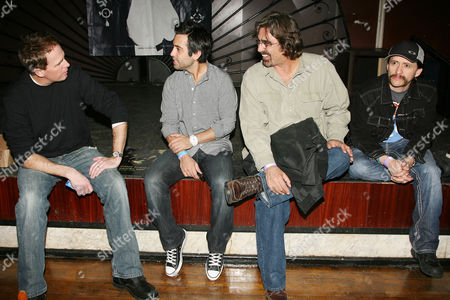 Bob Marley, Daniel De Santo, David Della Rocco and Clifton Collins Jr.