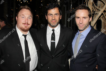 Keith Kjarval, David M Rosenthal and Alessandro Nivola