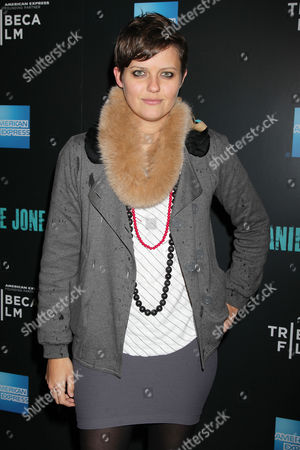 Editorial photo of 'Janie Jones' film screening, New York, America - 27 Oct 2011