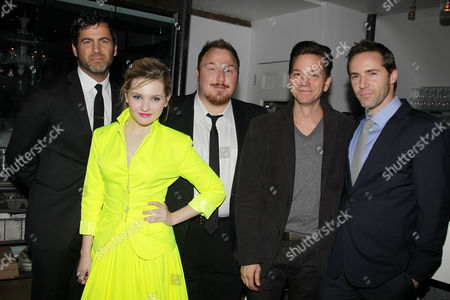 David M Rosenthal, Abigail Breslin, Keith Kjarval and Frank Whaley