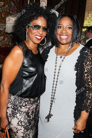 Pauletta Washington and LaTanya Richardson Jackson
