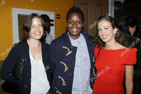 Editorial picture of Sundance Channel and Full Frontal Fashion Celebrate Chiara Clemente's Short Film Series 'Beginnings', New York, America - 13 Oct 2010
