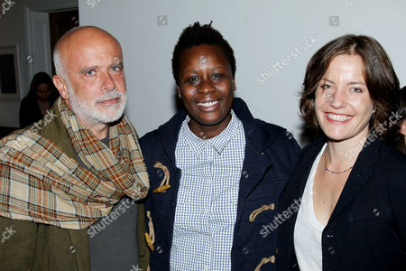 Editorial photo of Sundance Channel and Full Frontal Fashion Celebrate Chiara Clemente's Short Film Series 'Beginnings', New York, America - 13 Oct 2010