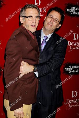 Stephen Spinella and Tony Kushner