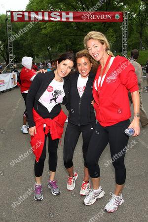 Editorial image of 15th Annual IF Revlon Run Walk, New York, America - 05 May 2012