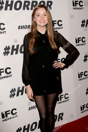 Stock Photo of Haley Murphy