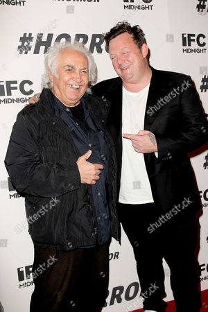 Tony Shafrazi and Urs Fischer
