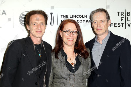 Michael Buscemi, Jo Andres and Steve Buscemi