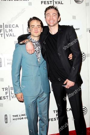 Editorial image of 'The Wannabe' film premiere, Tribeca Film Festival, New York, America - 17 Apr 2015