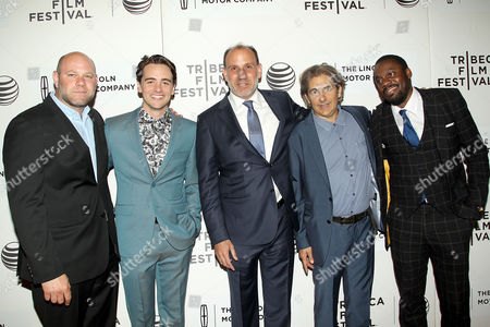 Domenick Lombardozzi, Vincent Piazza, Nick Sandow, Michael Imperioli, Doug E. Doug