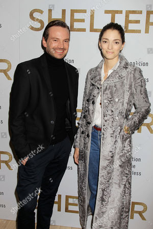 Guillermo Pfening and Sofia Sanchez Barrenechea