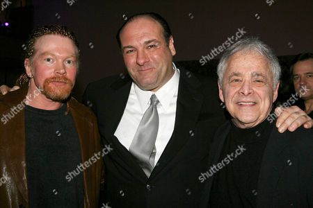 Editorial image of 'THE SOPRANOS' SIXTH SEASON PREMIERE AFTER PARTY, MUSEUM OF MODERN ART, NEW YORK, AMERICA - 07 MAR 2006