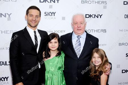 Tobey Maguire,Bailee Madison,Jim Sheridan(Director),Taylor Geare