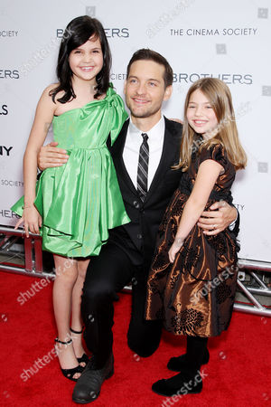Bailee Madison,Tobey Maguire,Taylor Geare