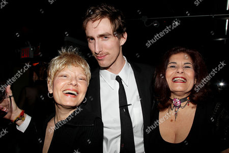 Stock Photo of Candida Royalle, Dustin Ingram and Veronica Vera