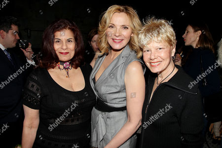 Editorial image of 'Meet Monica Velour' Film Premiere, After Party, New York, America - 29 Mar 2011