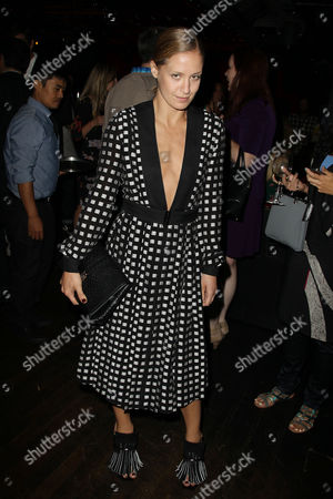 Editorial picture of 'The Two Faces of January' film premiere, New York, America - 17 Sep 2014