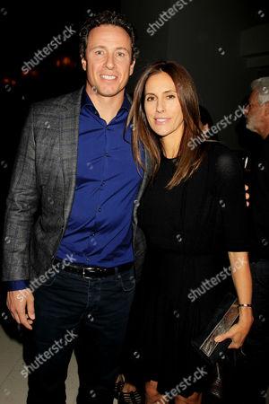 Chris Cuomo and Cristina Greeven Cuomo