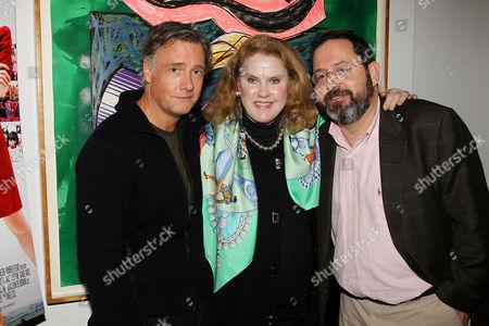 Mitchell Lichtenstein, Celia Weston, Michael Barker (Sony Pictures Classic Co-President)