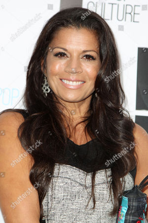 Stock Image of Dina Eastwood