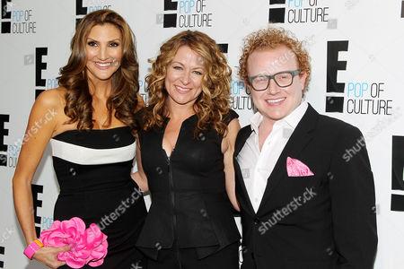 Heather McDonald, Sarah Colonna, Brad Wollack