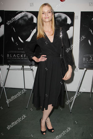 Editorial image of 'Blackfish' film sceening, New York, America - 20 Jun 2013