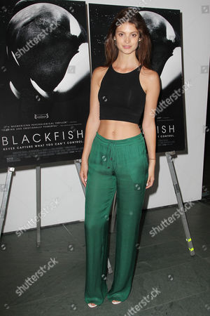 Editorial photo of 'Blackfish' film sceening, New York, America - 20 Jun 2013