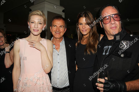 Cate Blanchett, Ed Walson, Dominique Piek, Andrew Dice Clay