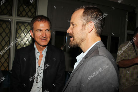 Ed Walson and Peter Sarsgaard