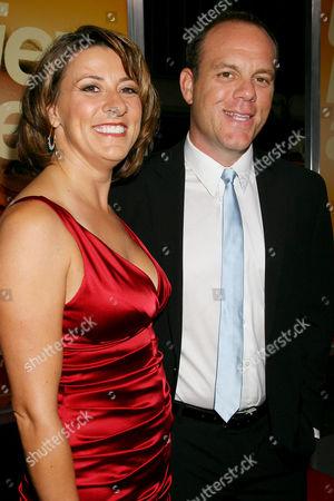 Tom Papa with wife Cynthia