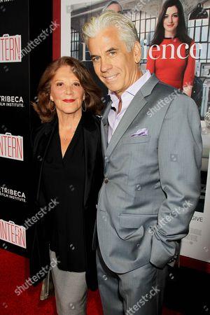 Editorial photo of 'The Intern' film premiere, New York, America - 21 Sep 2015